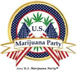 US Marijuana Party logo